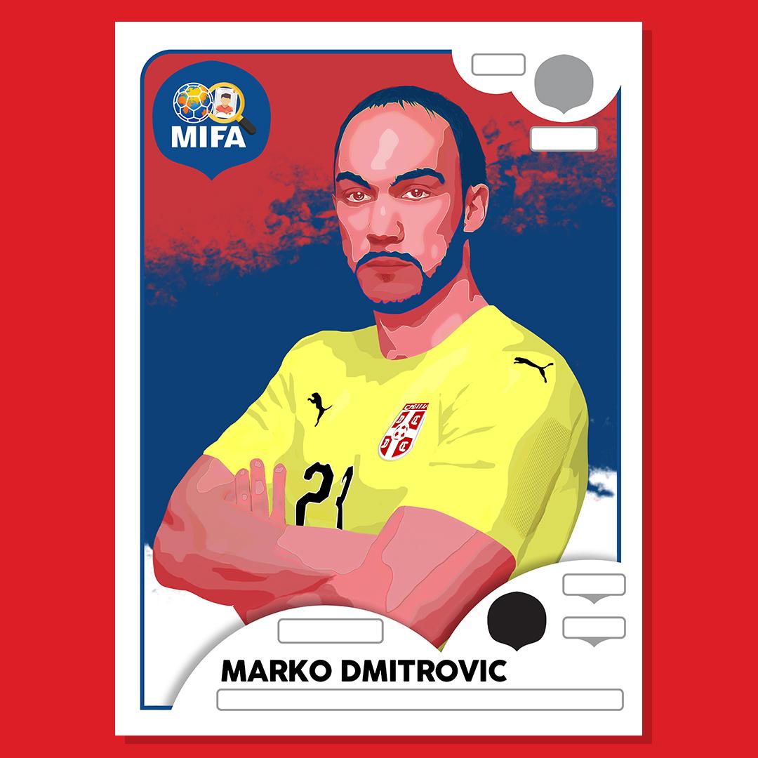 Marko Dmitrovic - Serbia - by Craig Nicholson