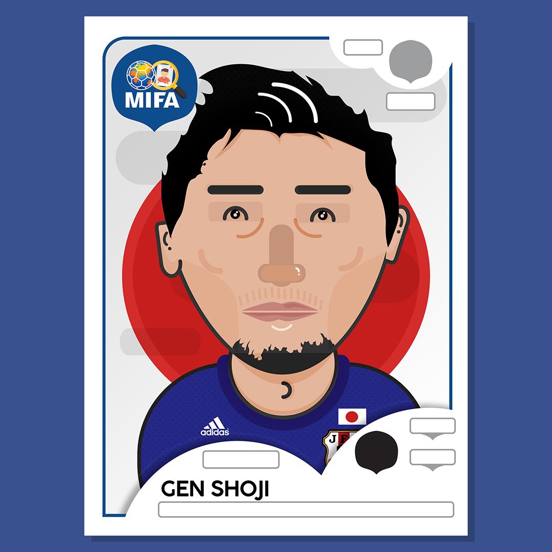 Gen Shoji - Japan - by Ifrha Munir @Ifrha3