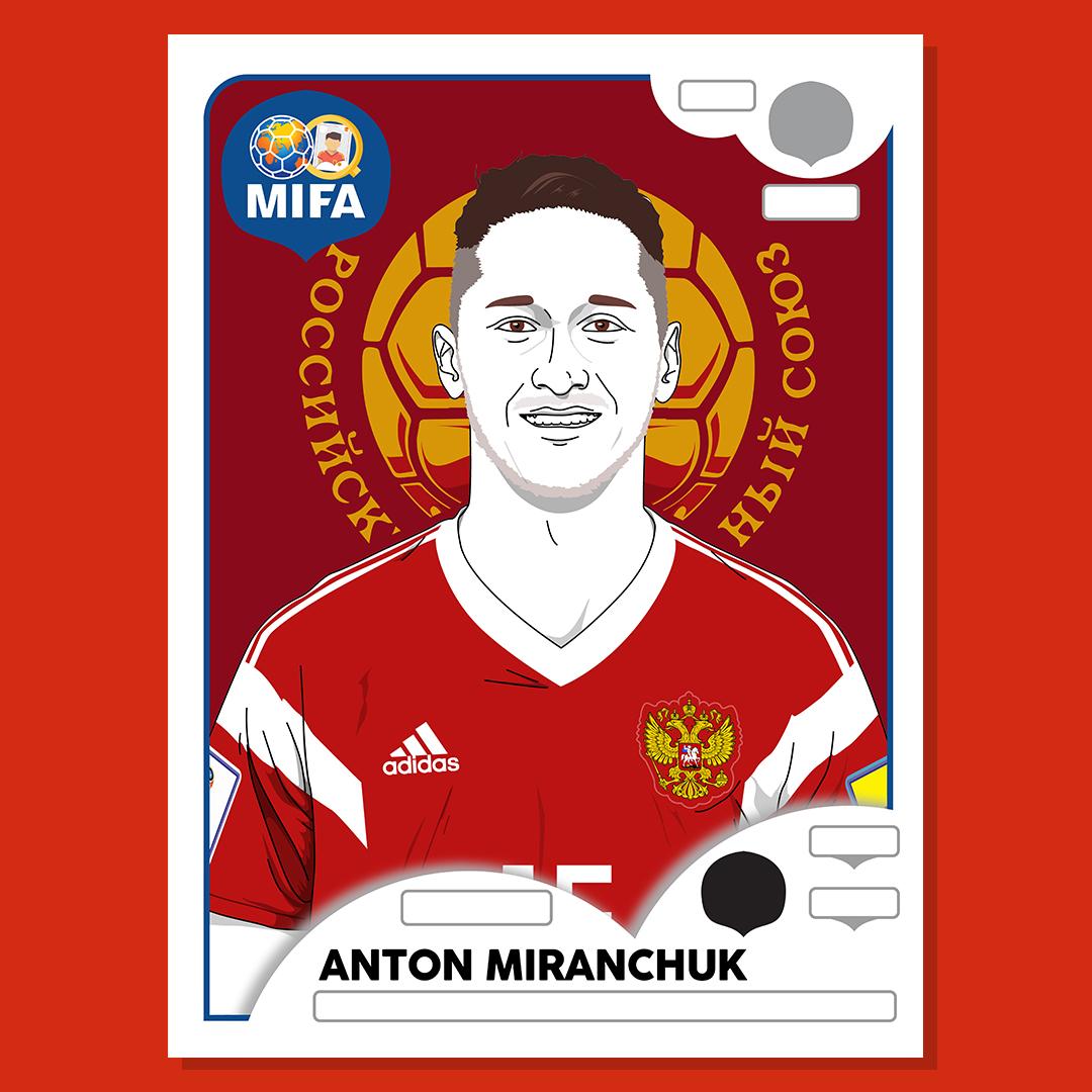 Anton Miranchuk - Russia - by Da Vin Kim @kim_da_vin