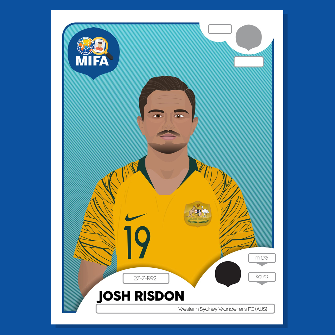 Josh Risdon - Australia - by Apostagraphic @apostagraphic