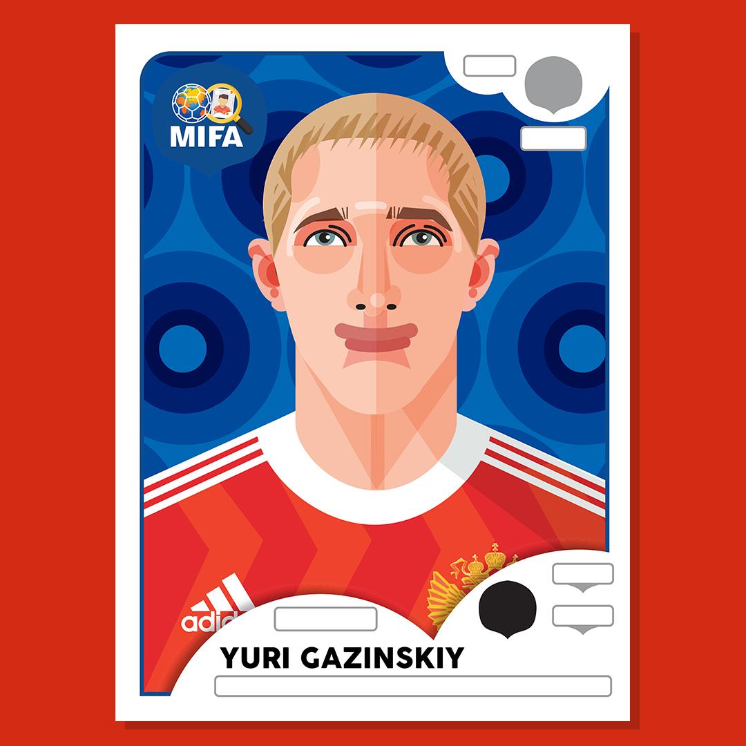 Yuri Gazinskiy - Russia - by Jorge Peñaloza