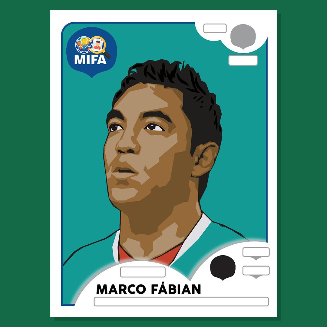 Marco Fabian - Mexico - by Maloqueiro Azul @Maloqueiro_Azul