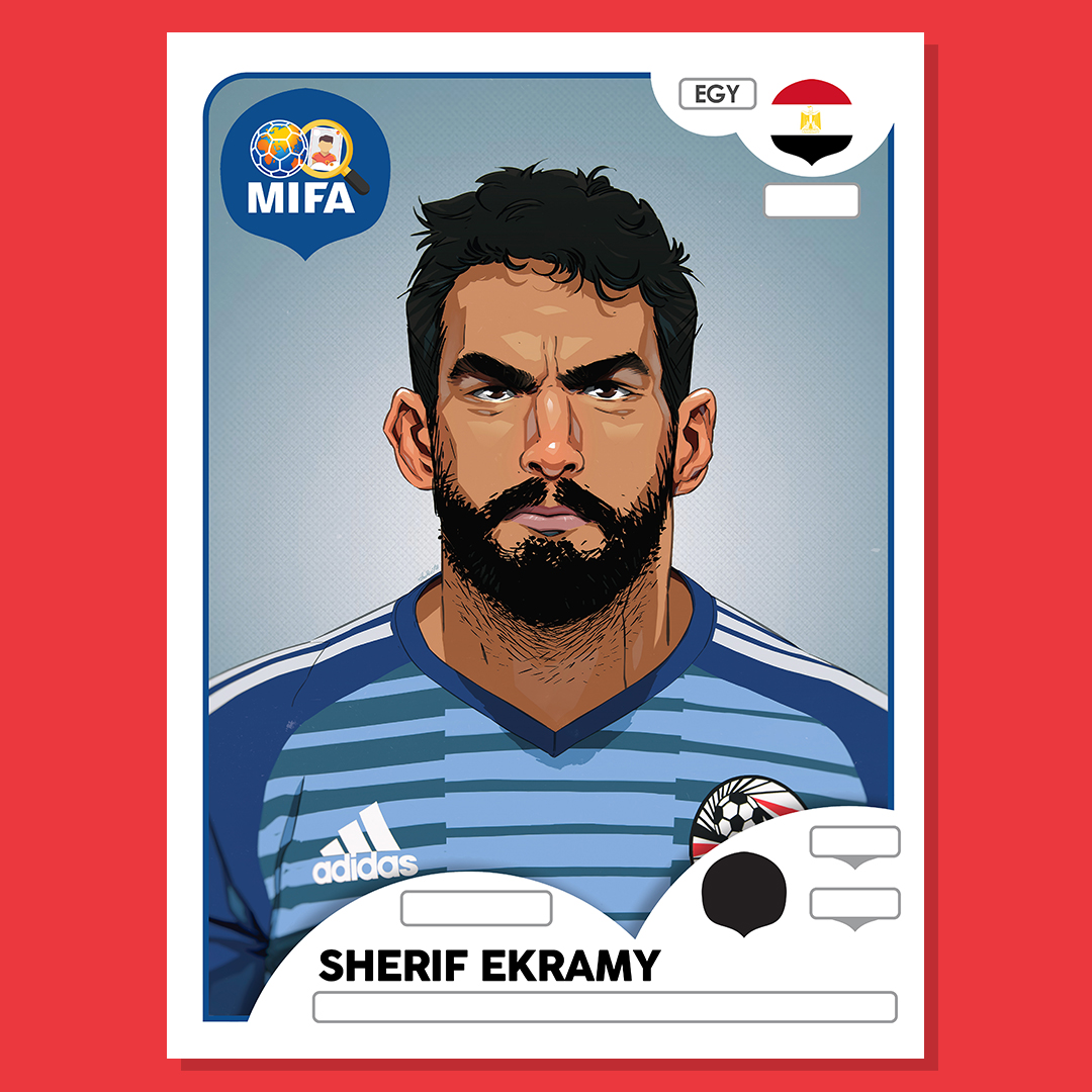Sherif Ekramy - Egypt - by Andre Human @dreviator