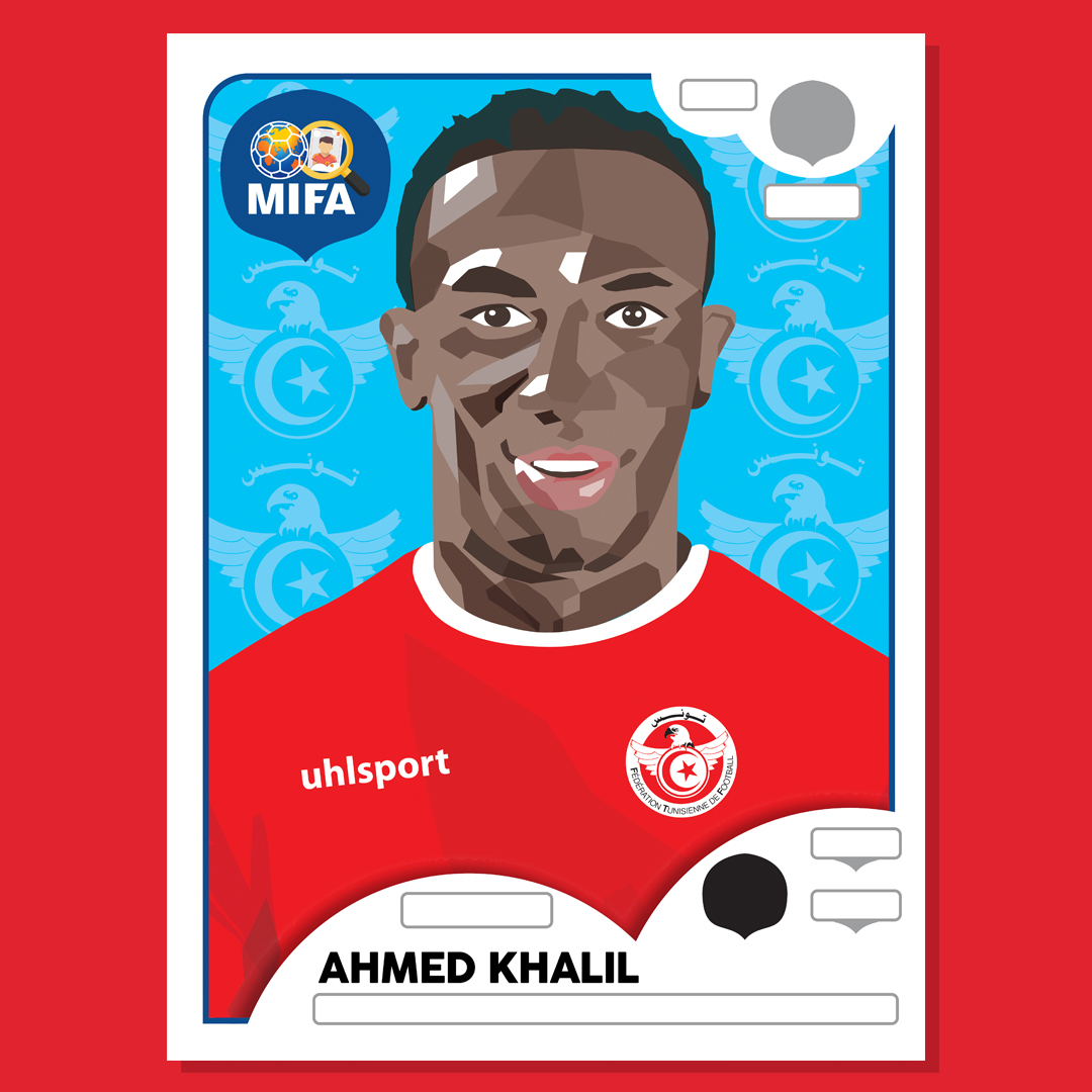 Ahmed Khalil - Tunisia - by Shane @shaneink79