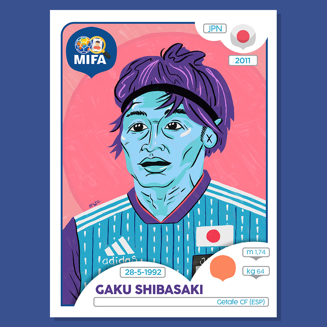 Gaku Shibasaki - Japan - by East Worthings Finest @EWF81