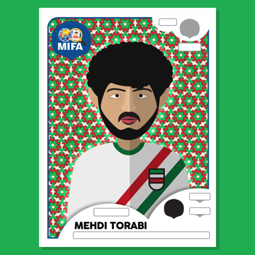 Mahdi Torabi - Iran - by Jude Coram @JudeCoram