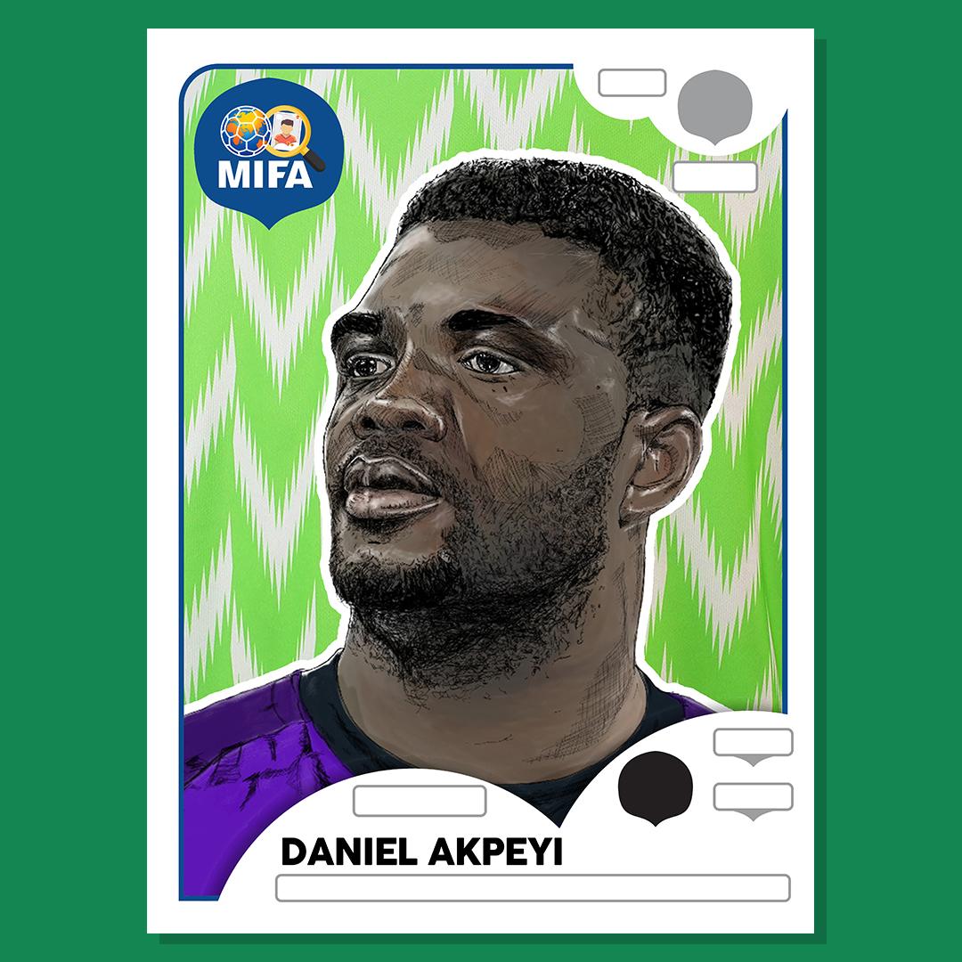 Daniel Akpeyi - Nigeria - by Ivan Mendoza @mendoza_______