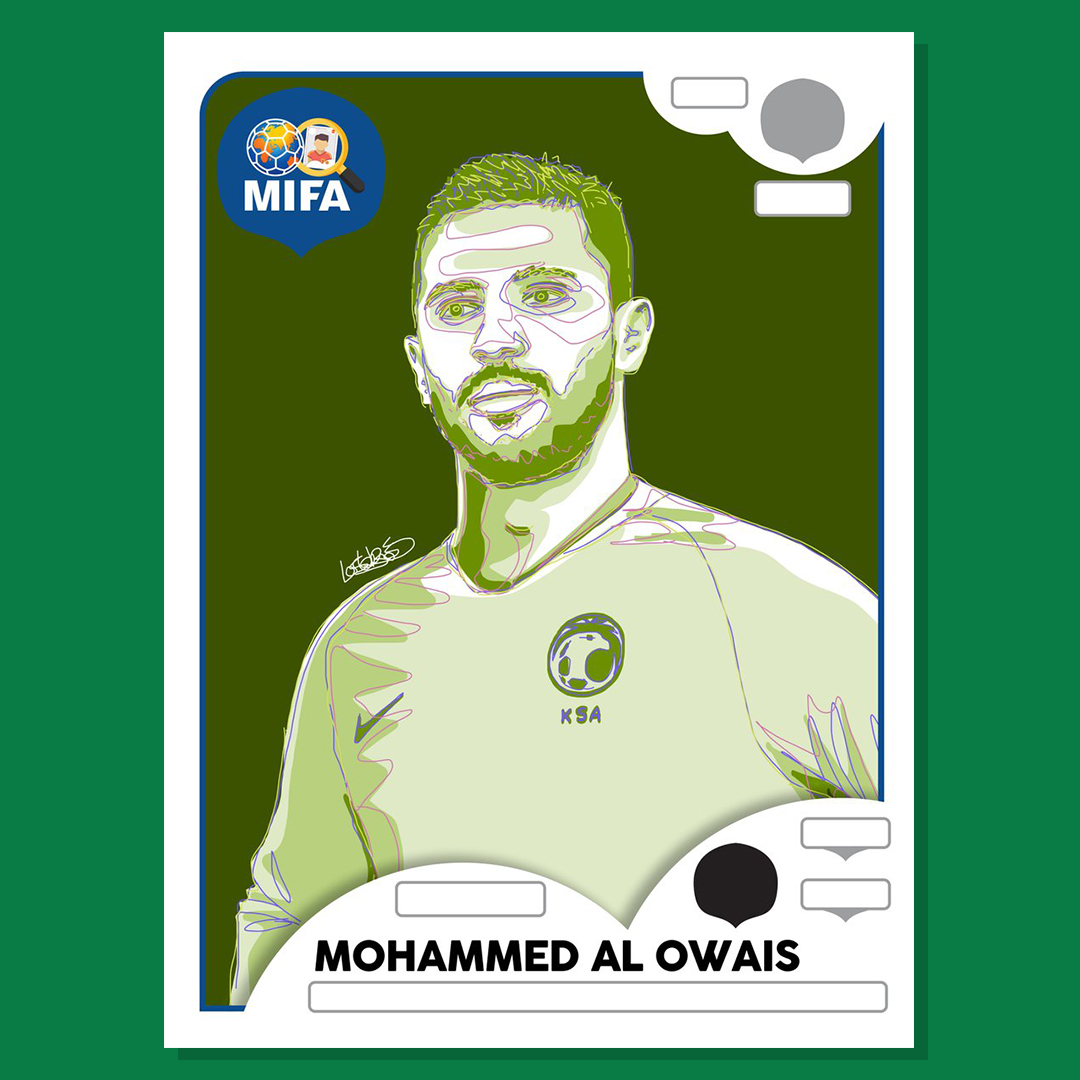 Mohammed Al Owais - Saudi Arabia - by Lesley Ross @111Lesley111