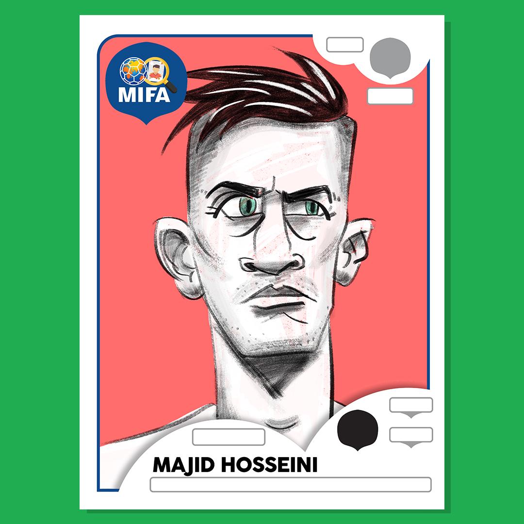 Majid Hosseini - Iran - by Dan Leydon @danleydon