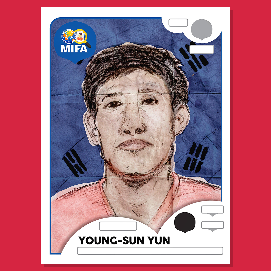 Yun Yong-sun - South Korea - by Stijn Scrayen @thestidge