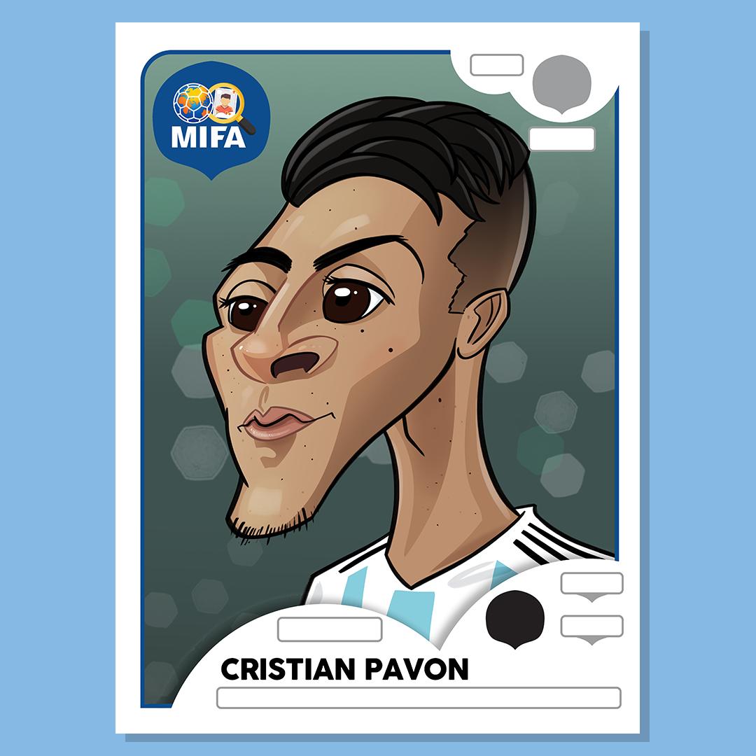 Cristian Pavon - Argentina - by John Rowe @fieldofview86