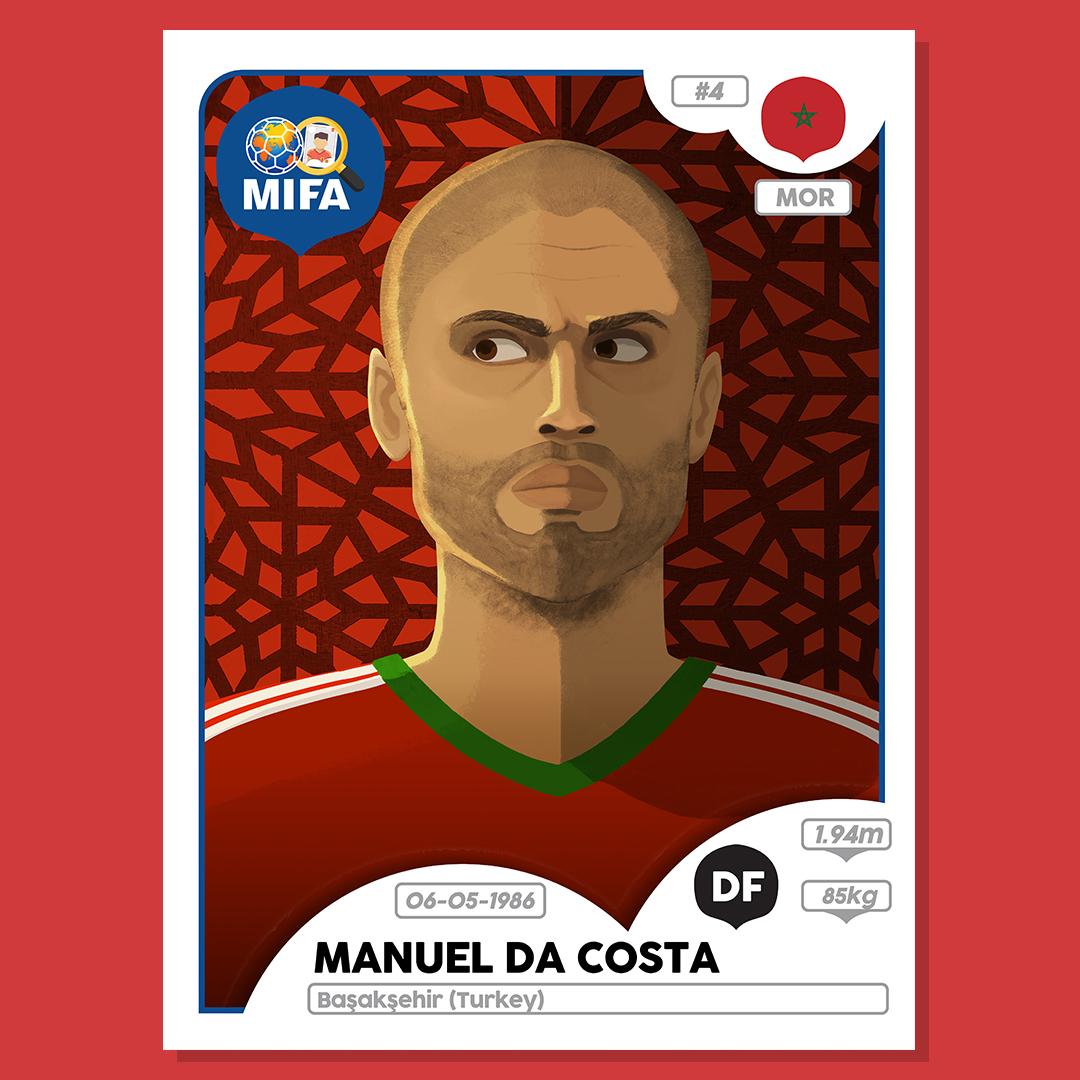 Manuel Da Costa - Morocco - by Maria Arnal @maria7am