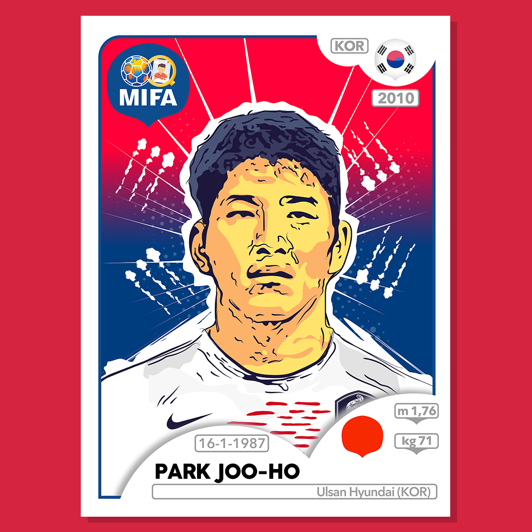 Park Joo-ho - South Korea - by mcolairo @mc_cpfc