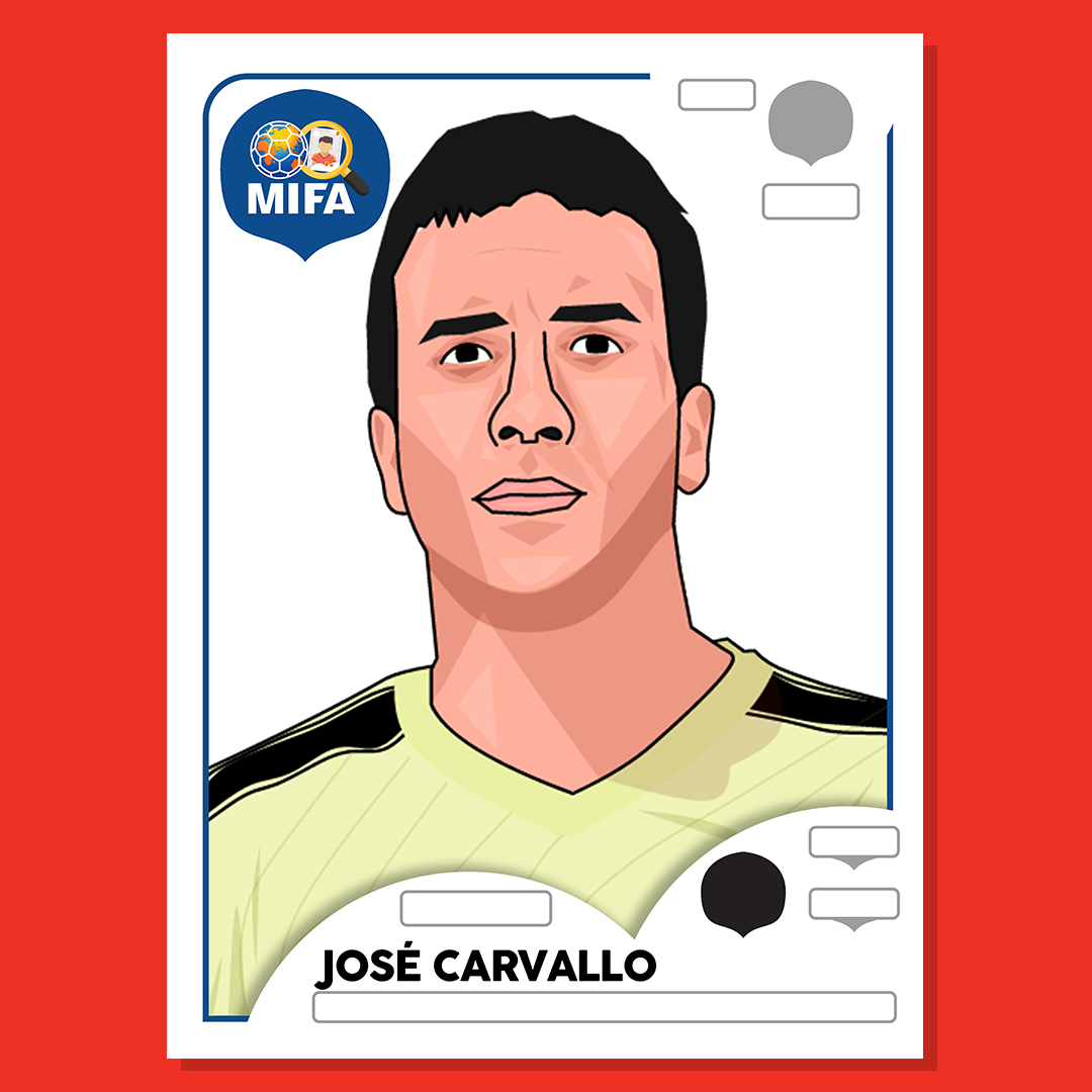 Jose Carvallo - Peru - by As9 Gfx @As9_Gfx