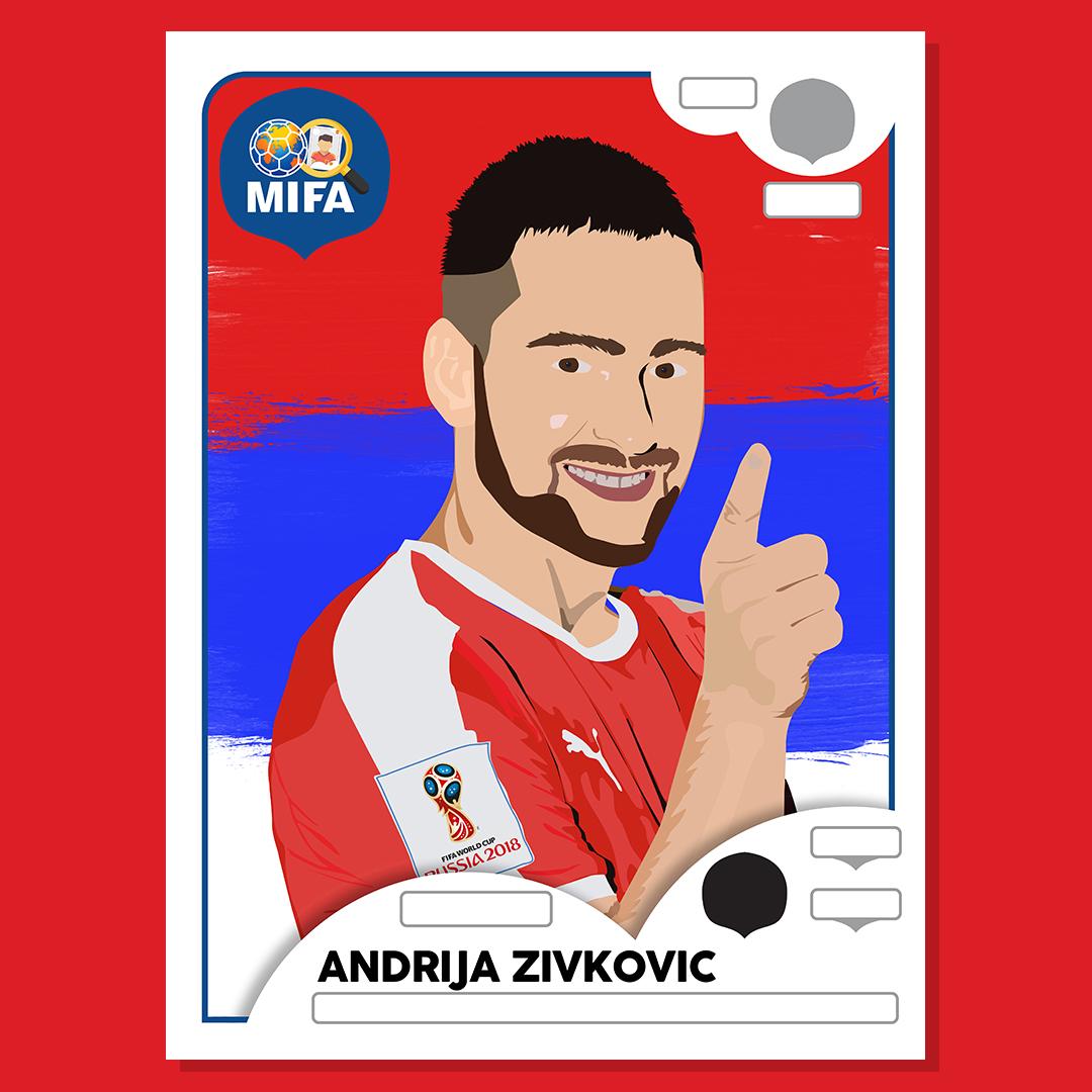 Adrija Zivkovic - Serbia - by Ayo Oluyede