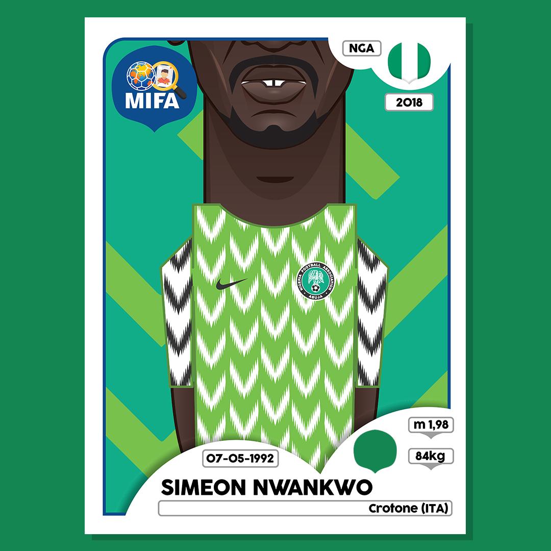 Simeon Nwankwo - Nigeria - by Dave Will @davewi11