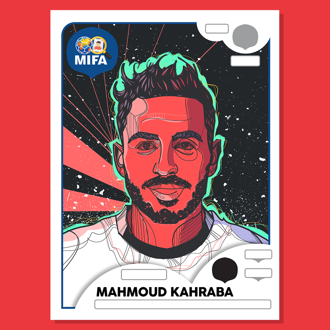 Mahmoud Kahraba - Egypt - by Christina Martinez @hincha_fc
