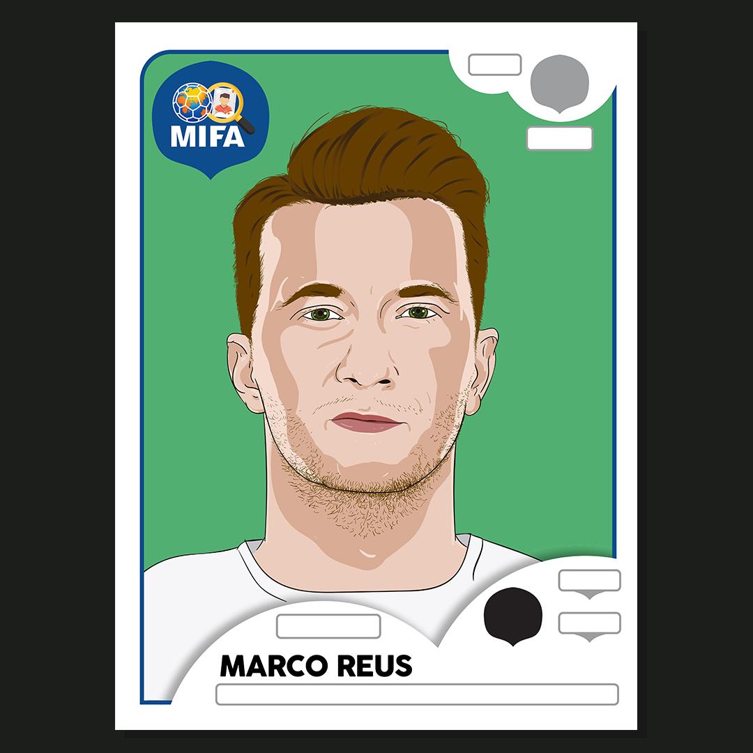 Marco Reus - Germany - by Fabio Dias @fabio.dias18