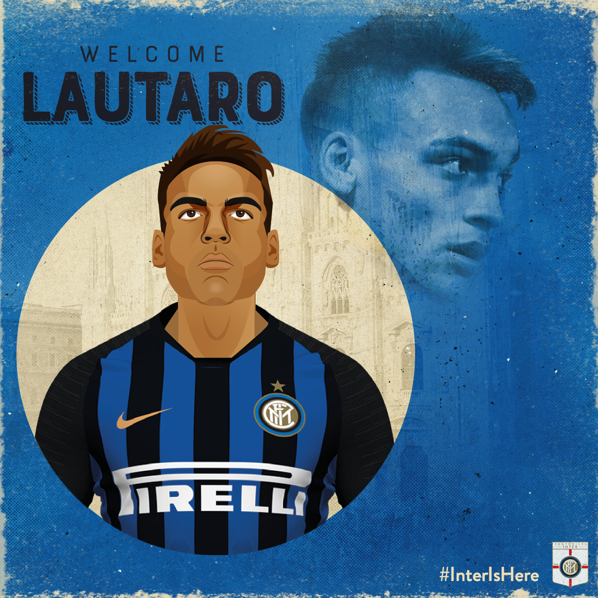 Lautaro Martinez   The Argentinian centre forward, dubbed the new Aguero, was signed by Inter for £20m from Racing Club. Hopes are high for the exciting striker.