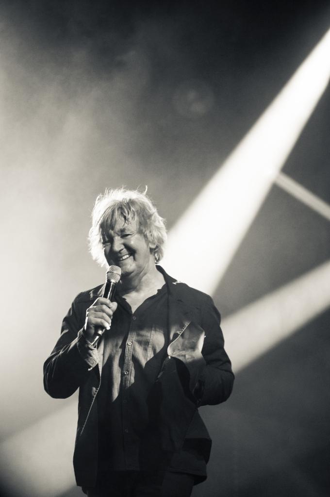 Jacques Higelin au Fnac Live