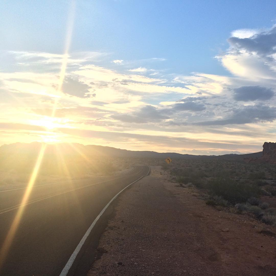 #Nevada #sunset