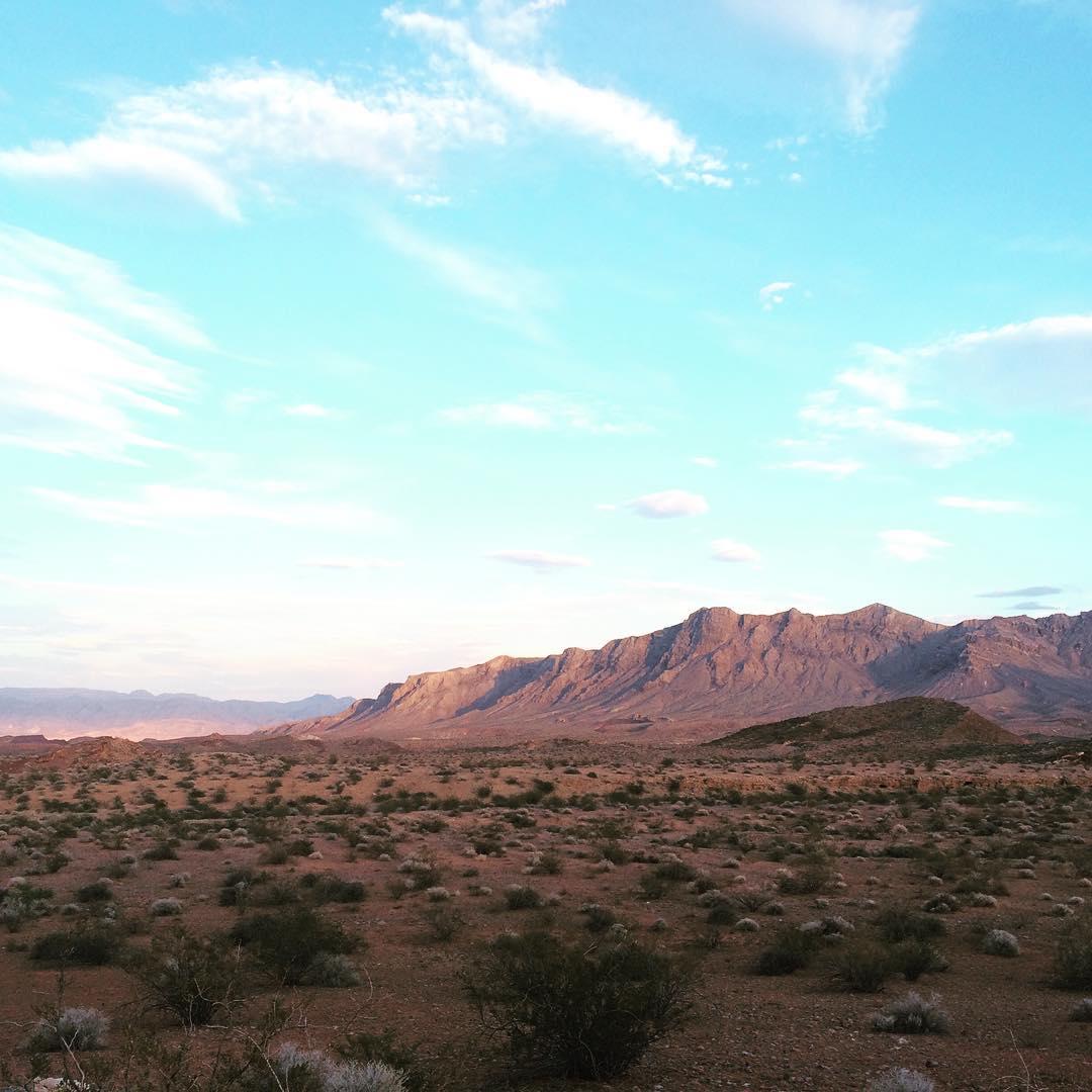 #Nevada sky