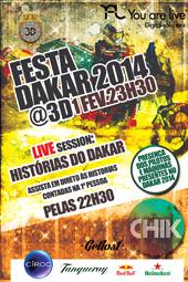 Festa Dakar 2014