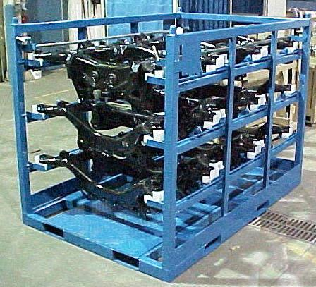Auto Parts Shipping Container