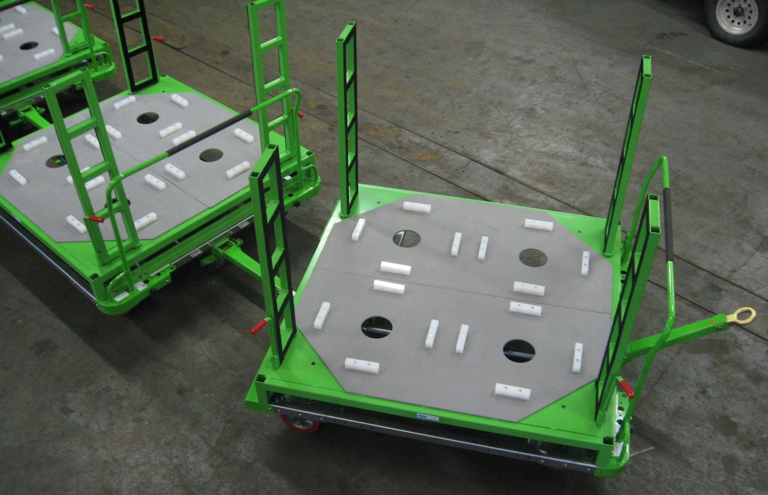 Spare Tire Carts