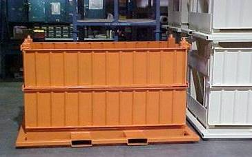 Conveyable Stamping Tubs