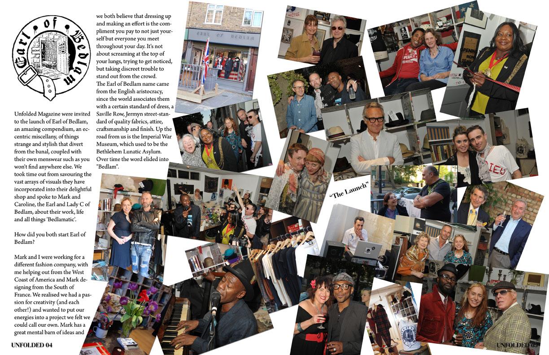Unfolded magazine issue 03 Spring 2012