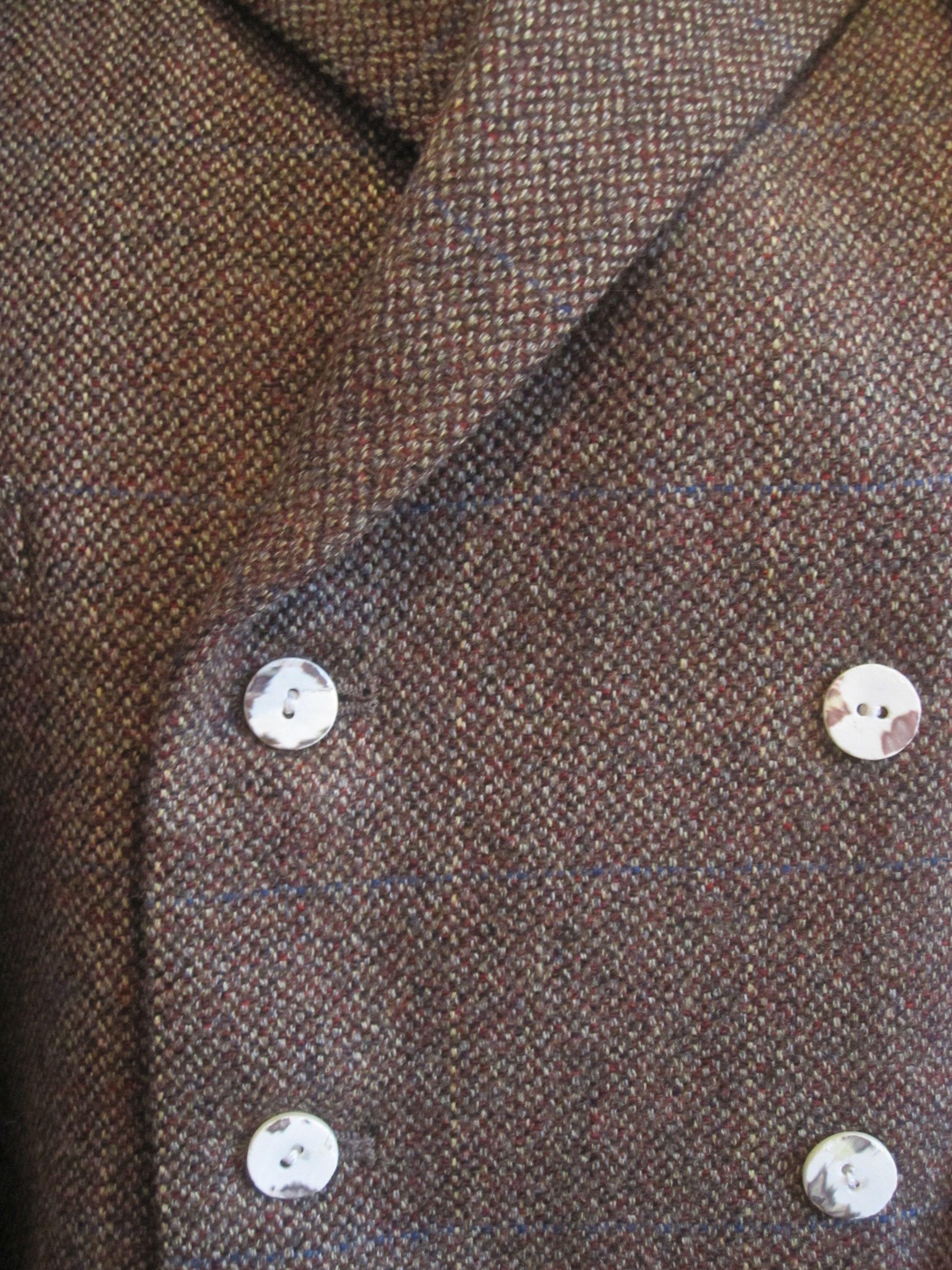 Poacher's double breasted Waistcoat button detail.jpg