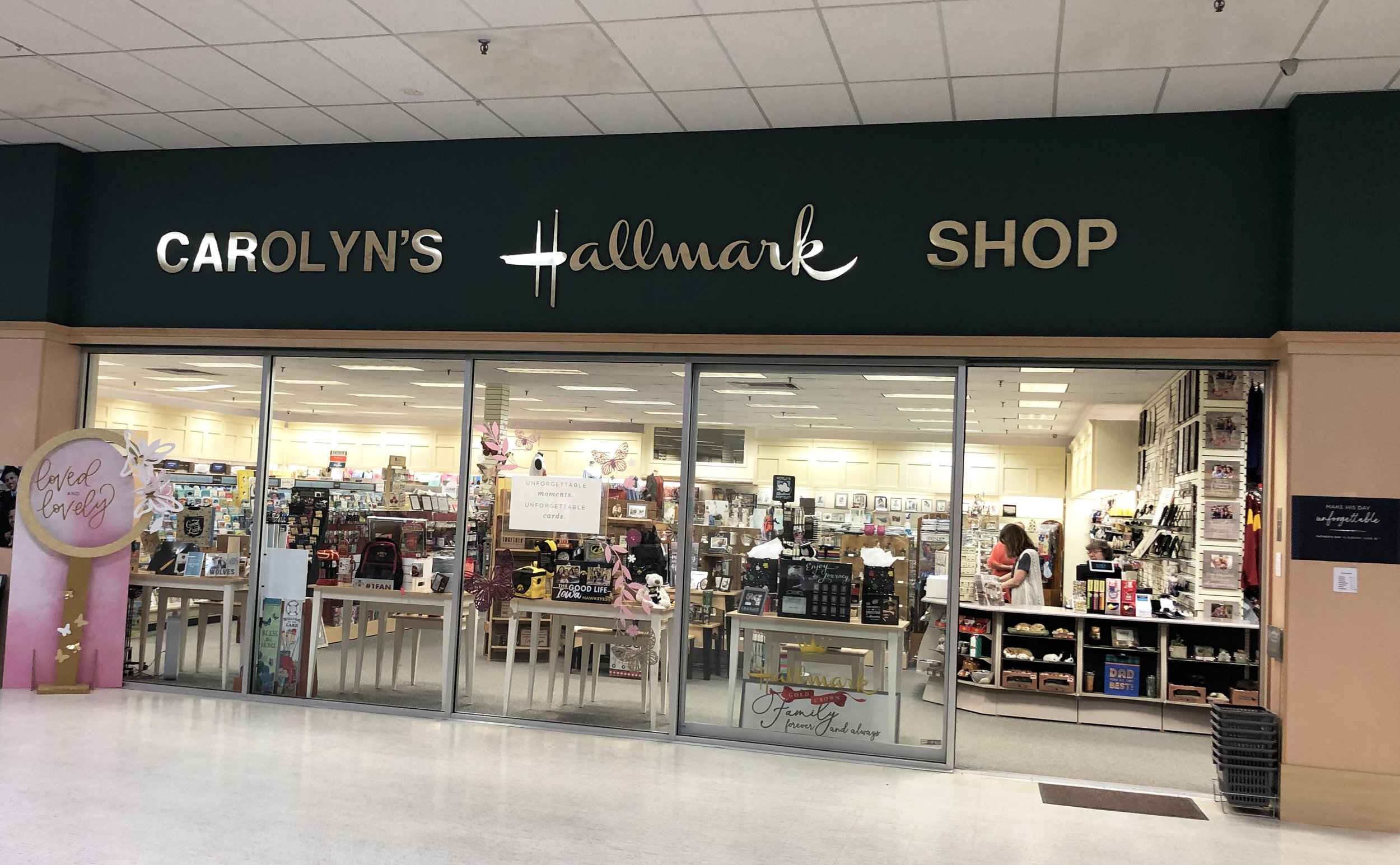 Carolyn's Hallmark: - Delightful gifts, cards and much more712-336-5090