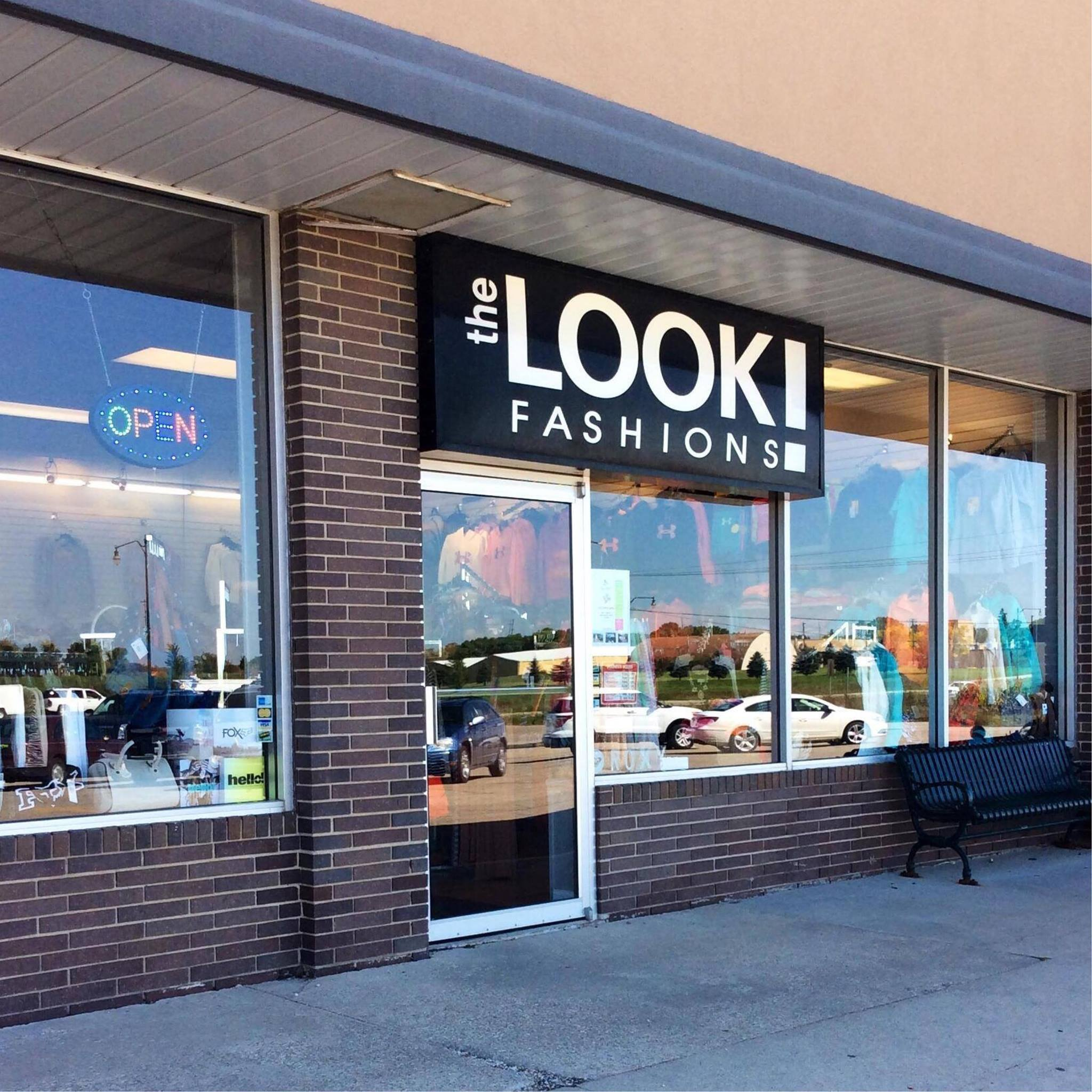 The Look Fashions: - Contemporary clothing, shoes and accessories712-336-3834