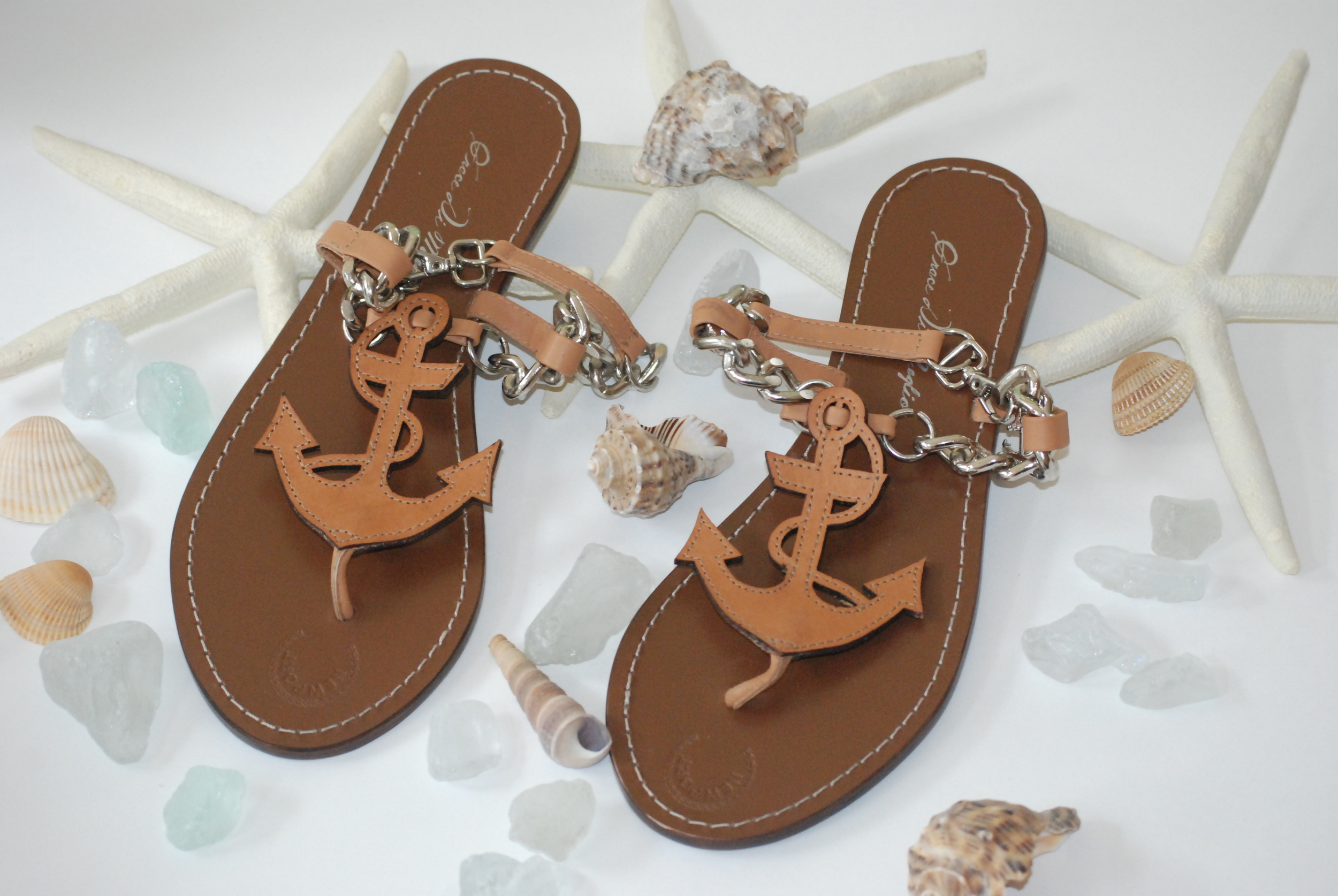 Interior Designers in Rhode Island, brown sandals.JPG