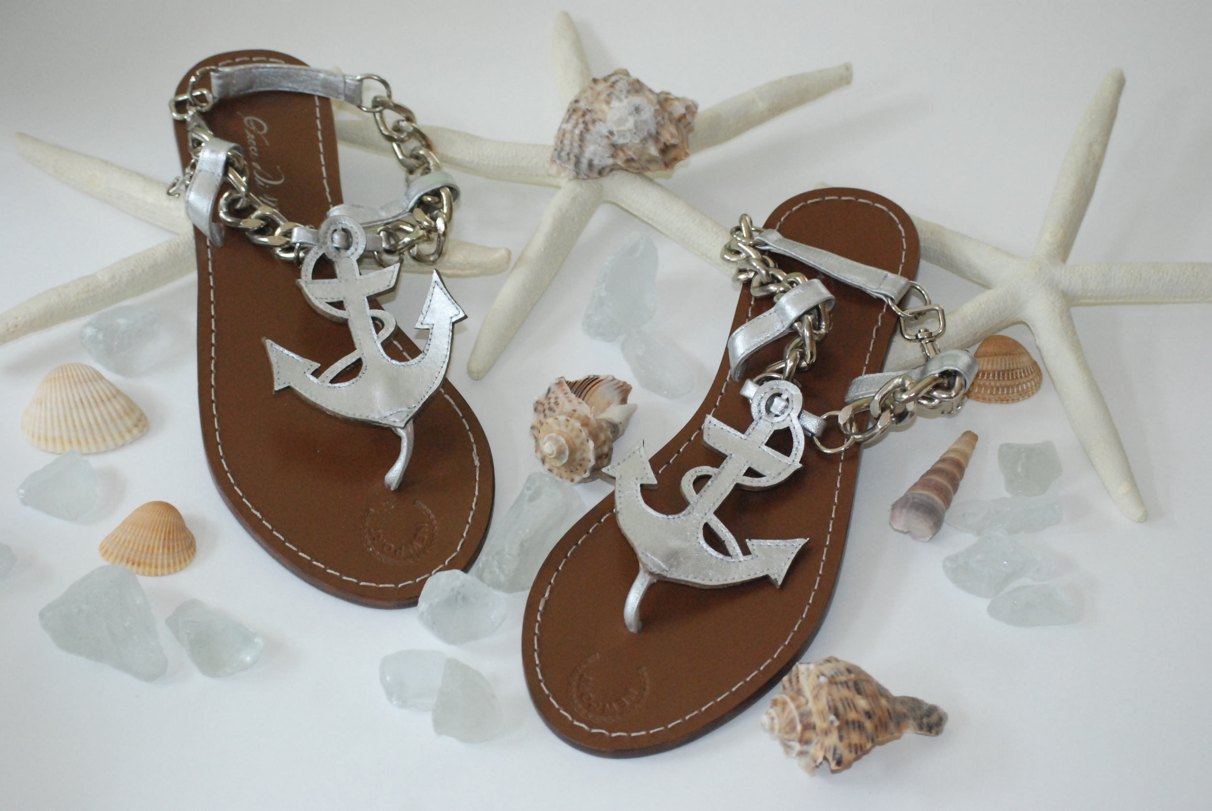Providence Rhode Island Interior Designer, silver sandals.JPG