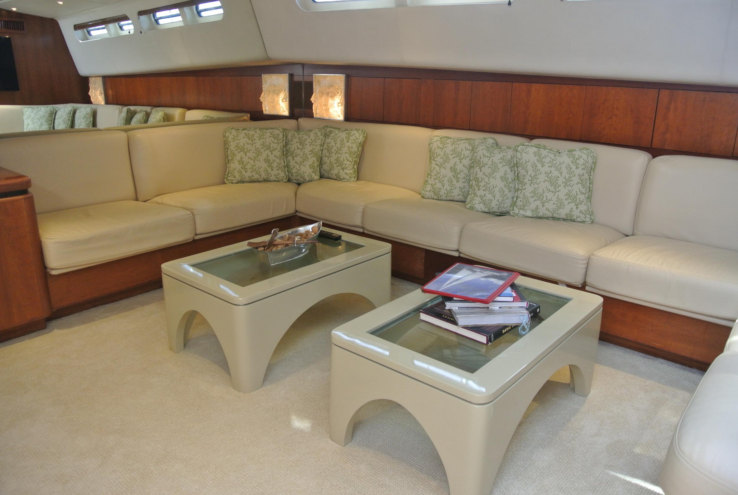 Yacht Boat Interior Design SeaQuell by Maloney Interiors Newport Rhode Island.JPG