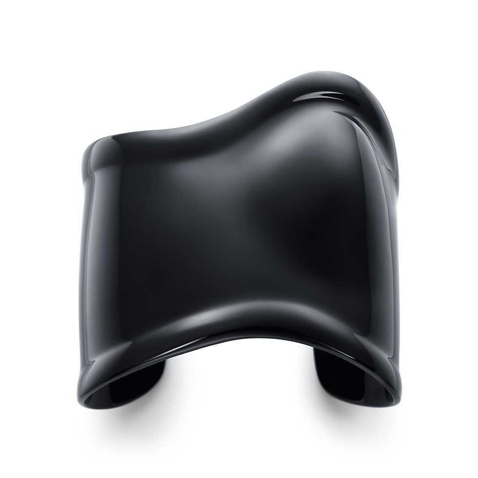Elsa Peretti Black Bone Cuff.jpg