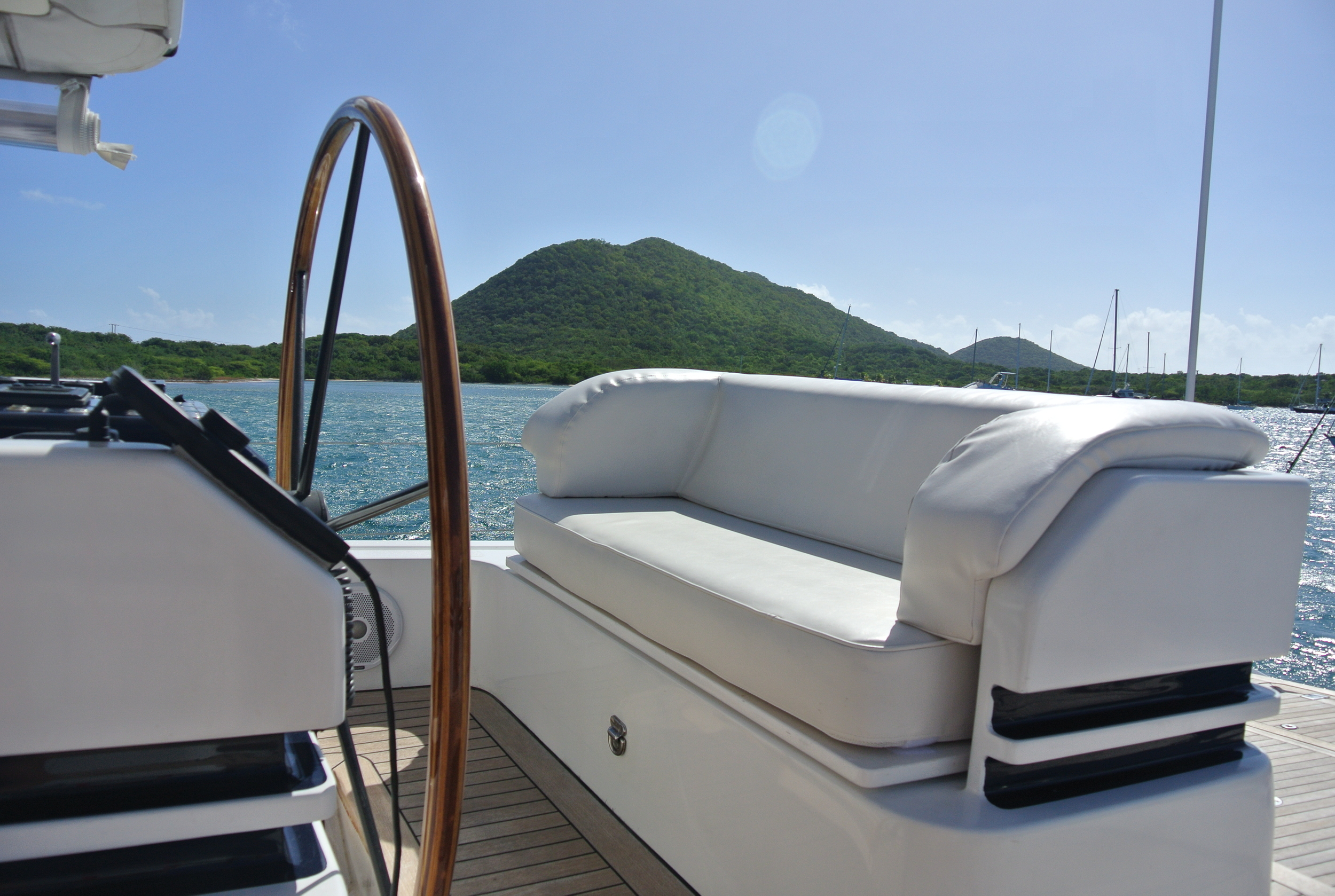 SeaQuell Yacht Upholstery Boat Cushions Newport Rhode Island by Maloney Interiors.JPG