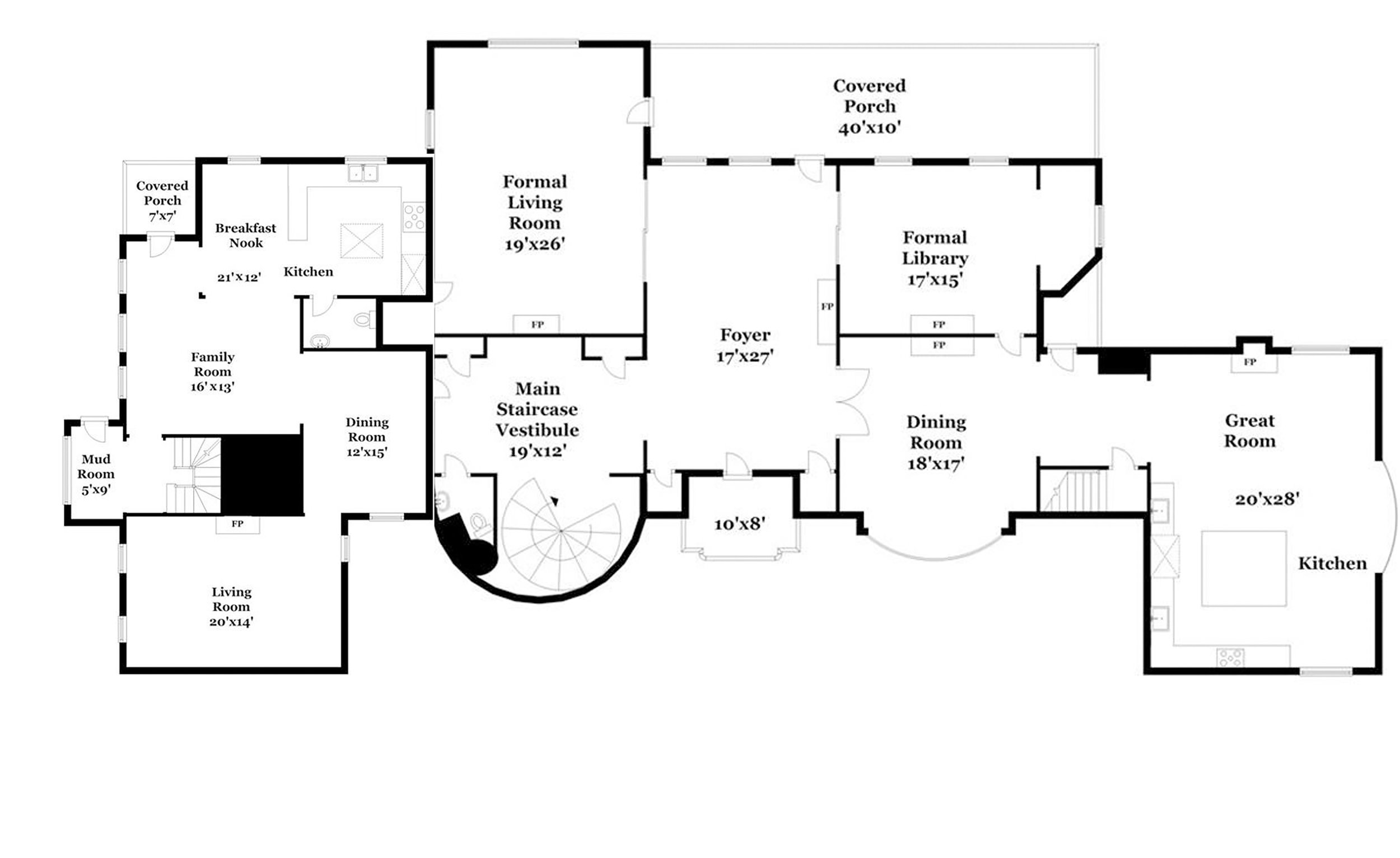 Currently layout provided by Lila Delman Real Estate