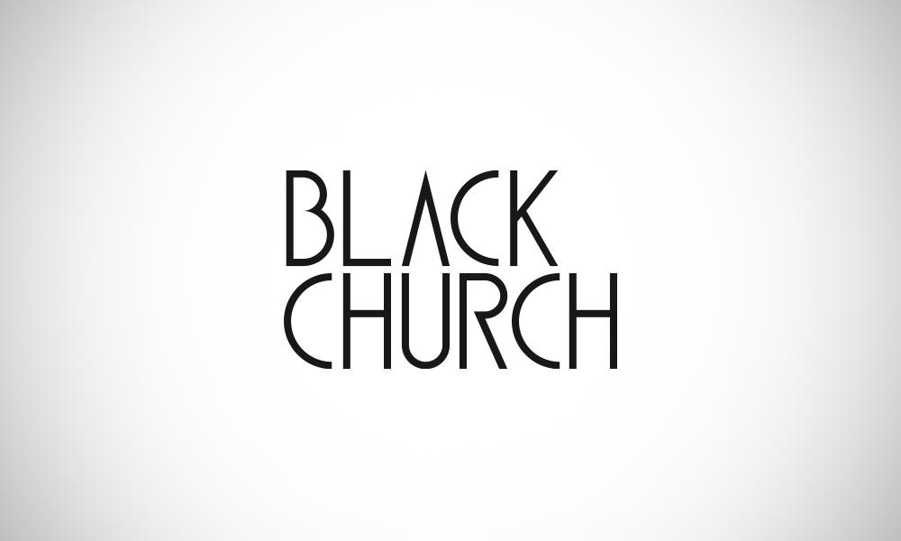 Black Church — Print Studio
