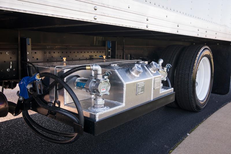 Frame Mounted Fueling Station