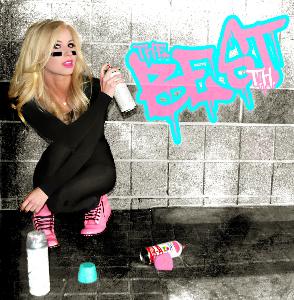 Tiffany Houghton - 'The Best' (single art)