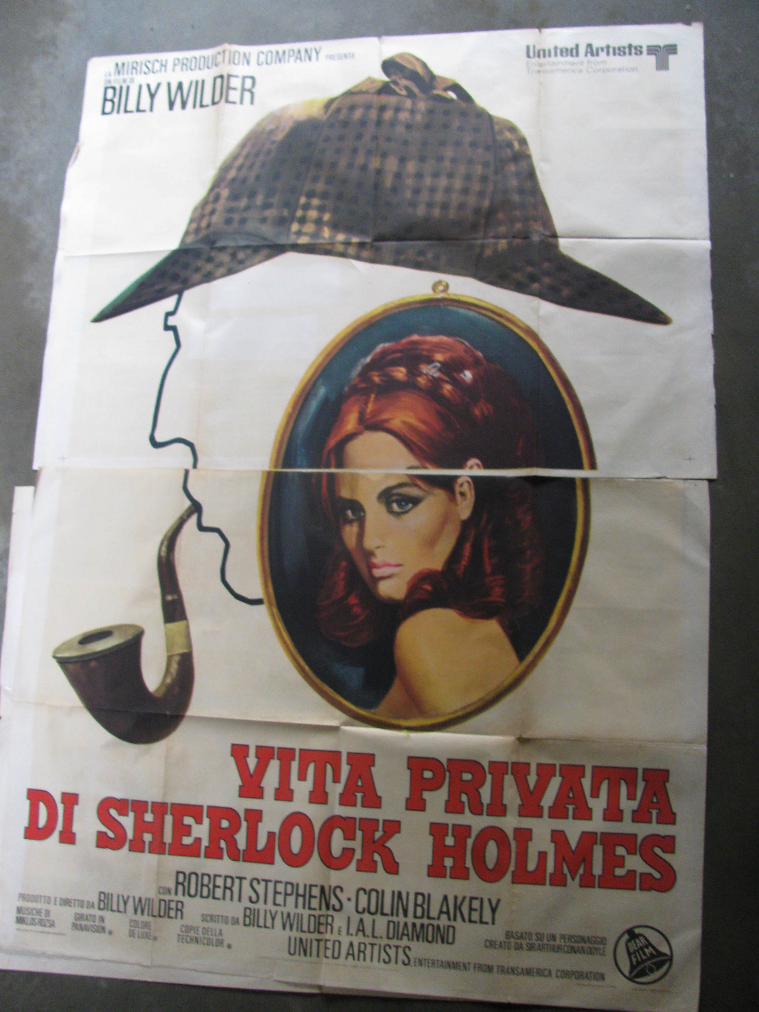 The Private Life of Sherlock Holmes 1970.jpg