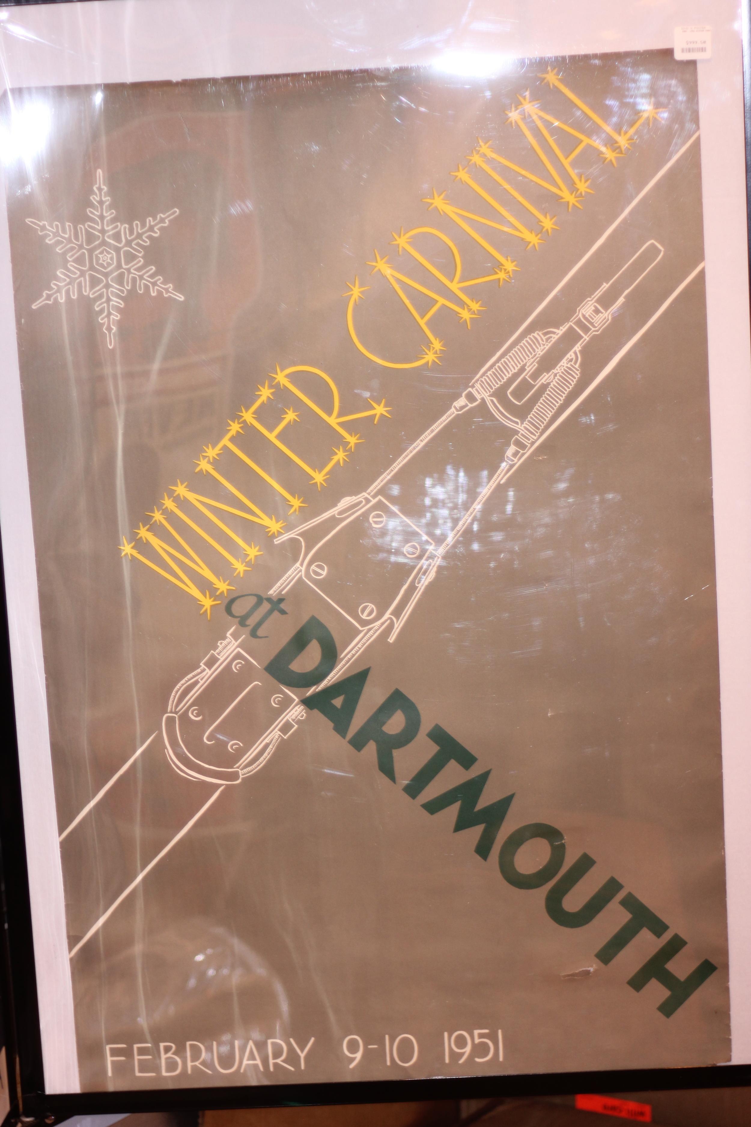 Dartmouth Winter Carnival 1951