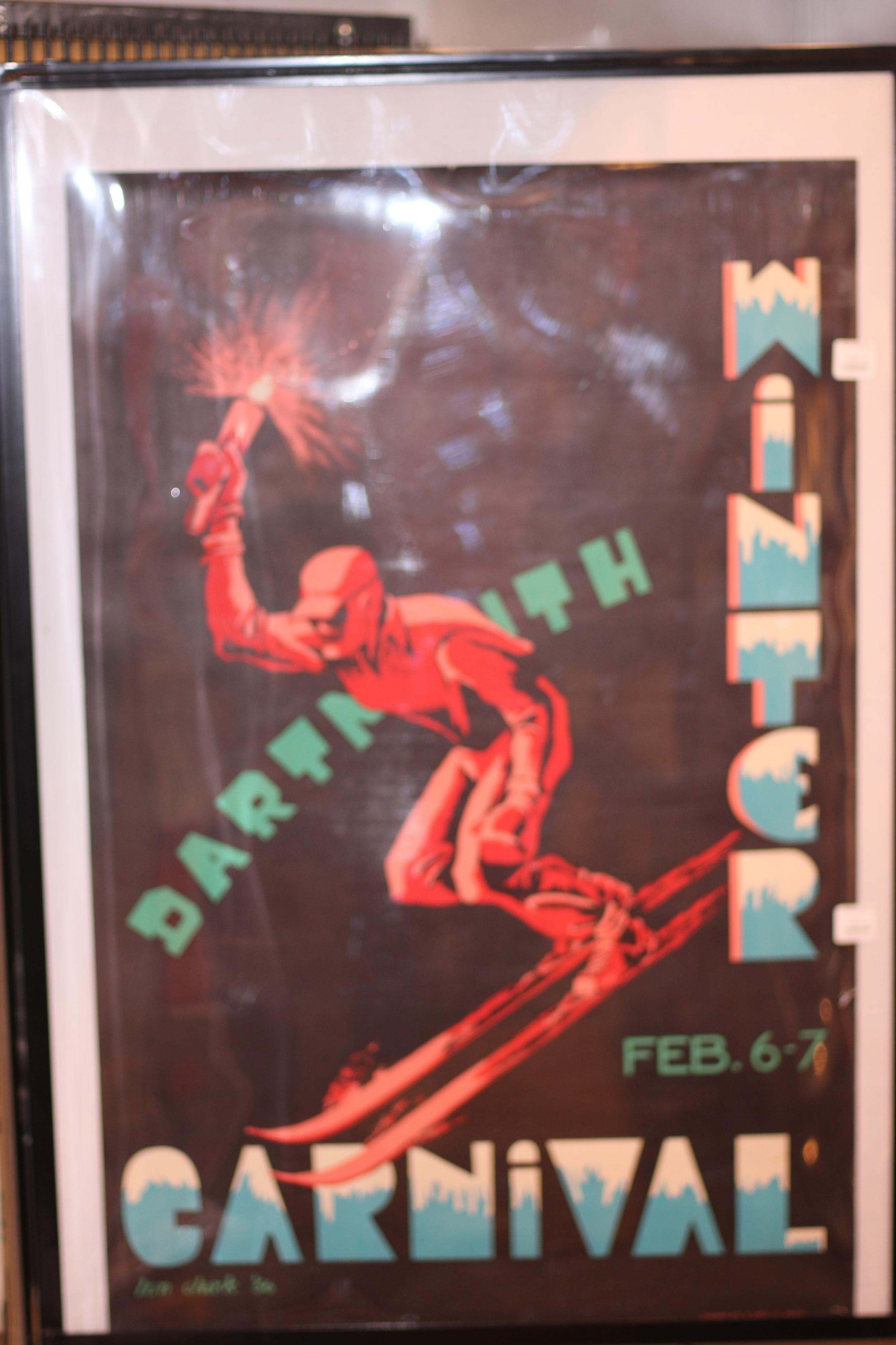 Dartmouth Winter Carnival 1953