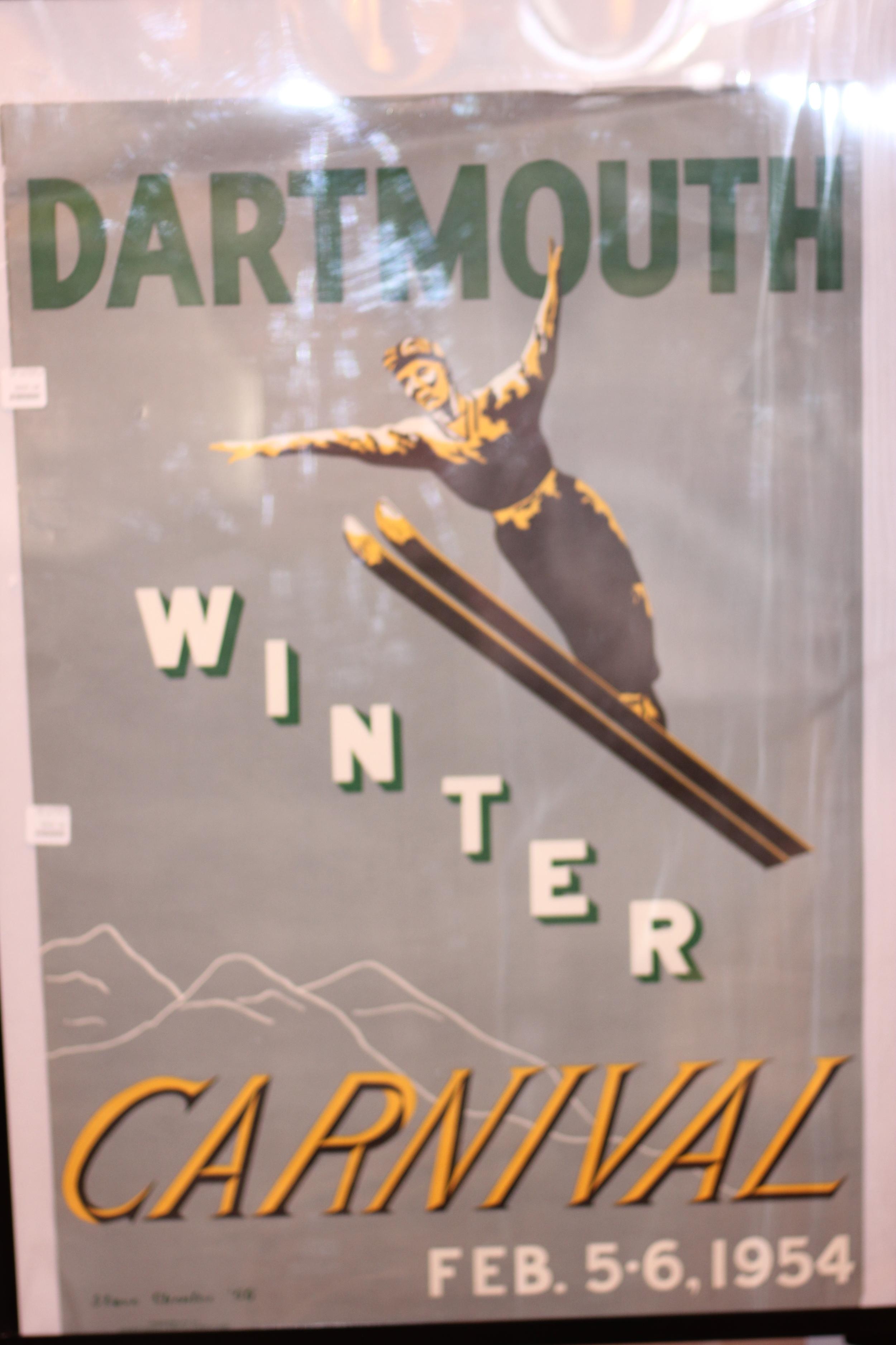 Dartmouth Winter Carnival 1954