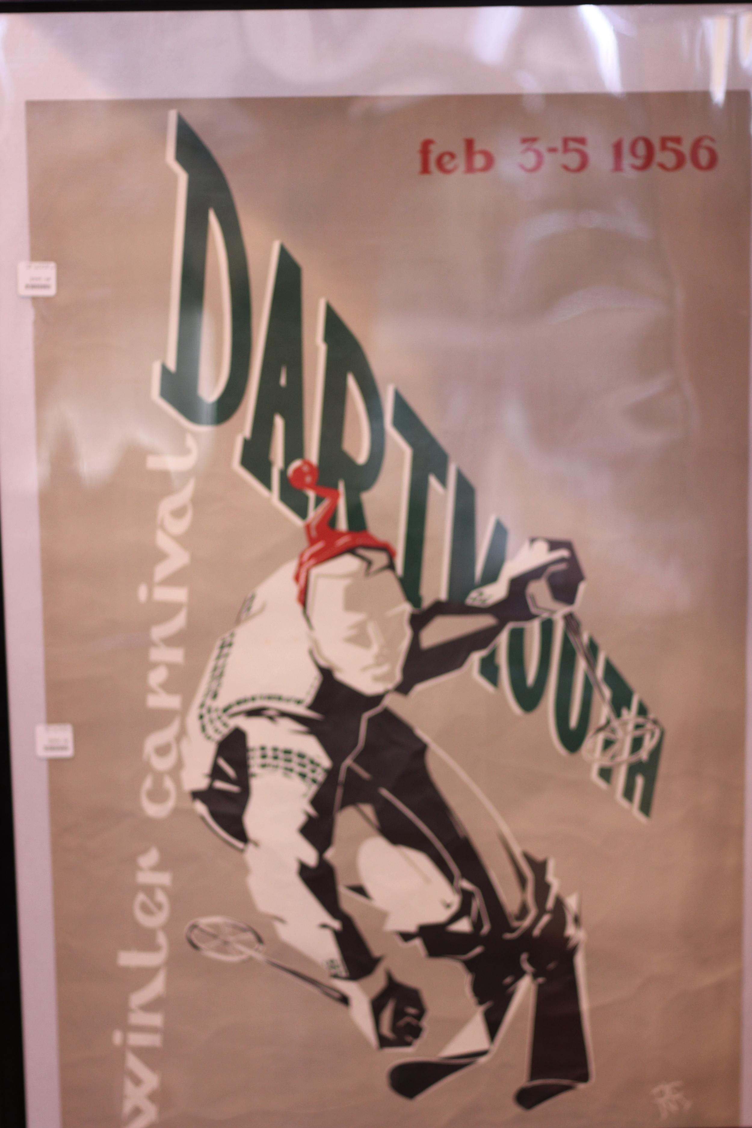 Dartmouth Winter Carnival 1956