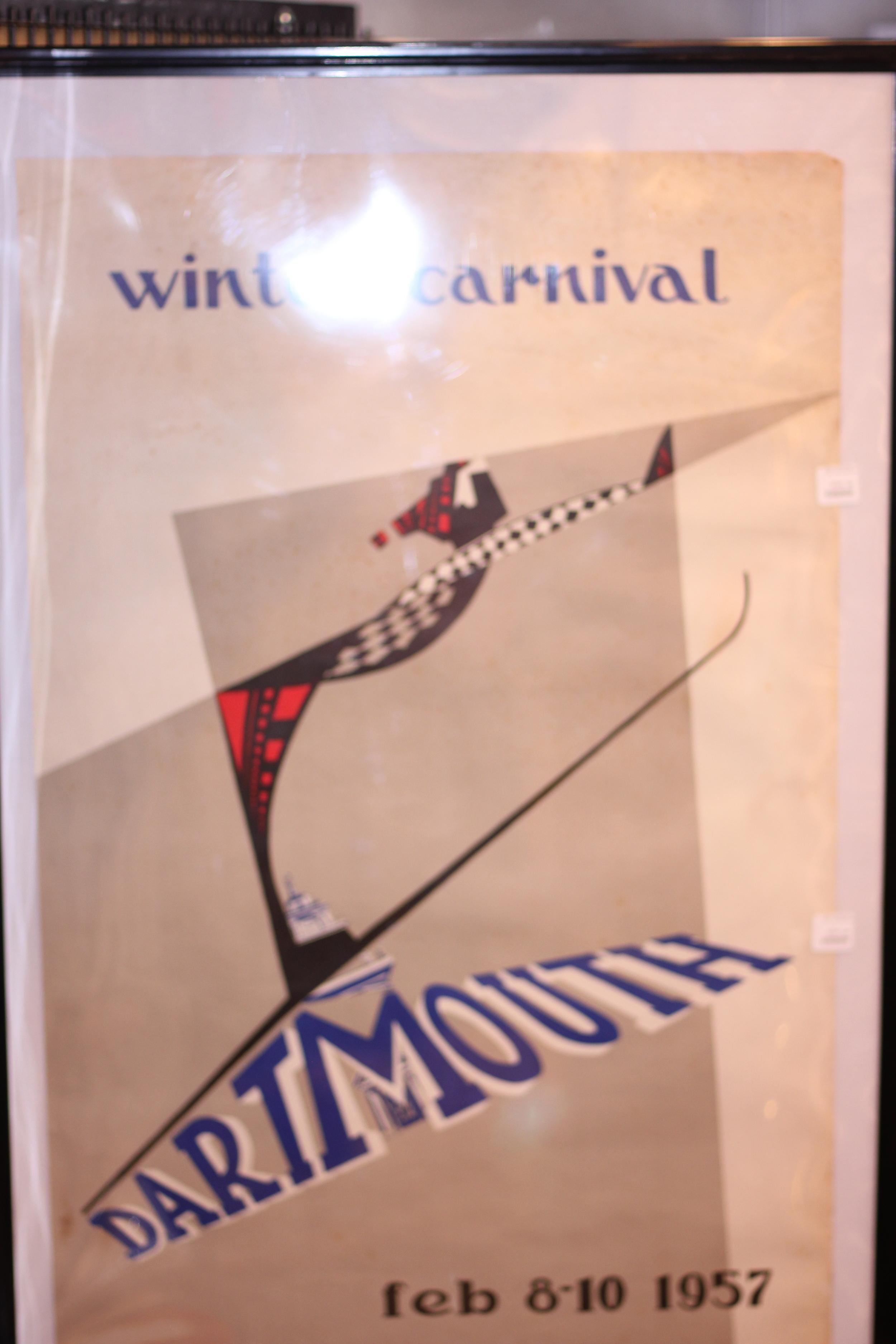 Dartmouth Winter Carnival 1957