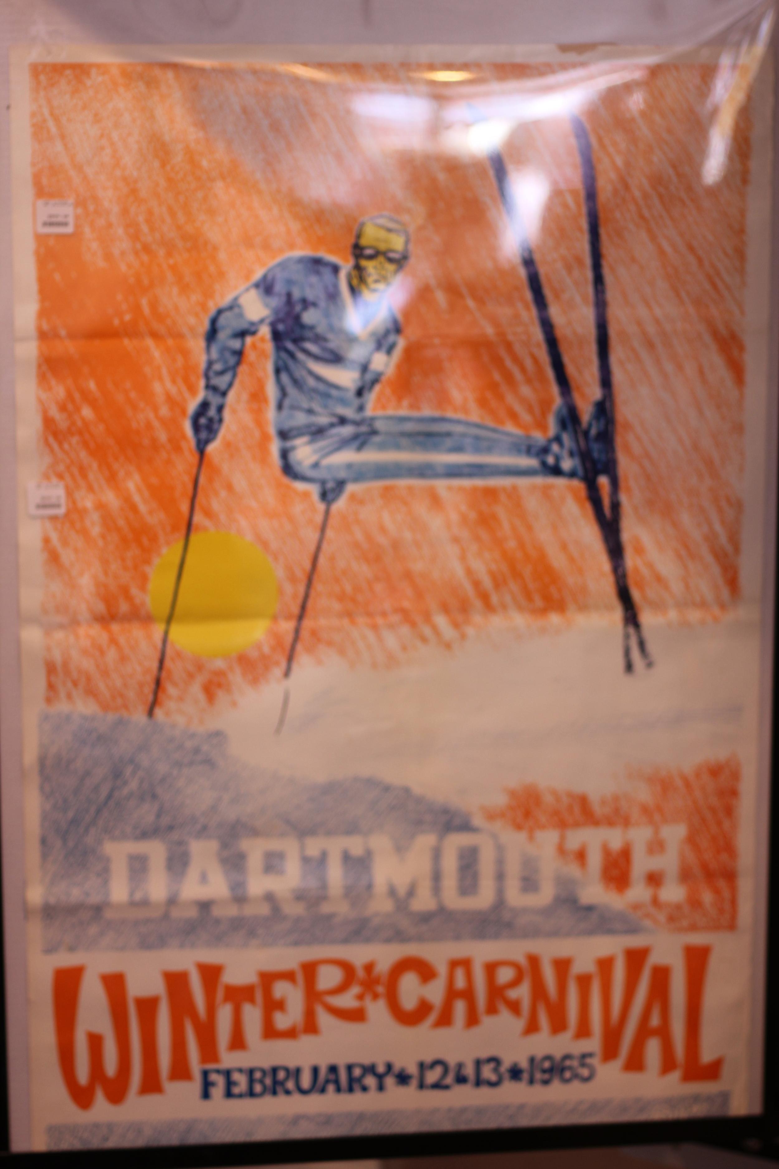 Dartmouth Winter Carnival 1965